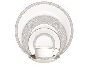 Moderne Platinum 20 Piece Dinnerware Set