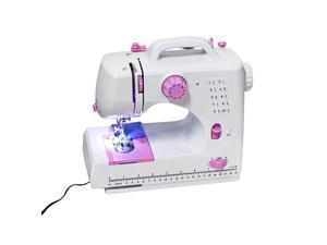 IMAX® Lss-505 Plus Sew & Sew Multi-purpose Feature-rich Sewing Machine with 10 Built-in Stitches, Free-arm Sewing Machine ,Everyday Sewing Machine ,Crafting & Mending Machine