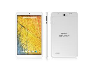 """Hipstreet Electron 8"""" Quad Core Google Certified Android Tablet 8GB White"""