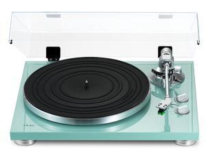 TEAC TN-300 Turntable/Cartridge/Dustcover/Preamp/USB TN300 (Turquoise) 100-240v
