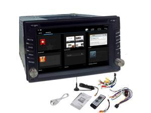 Christmas Sale!!! Auto Pupug In Dash Car Stereo GPS Navi Capacitive Touchscreen Android 4.2 AUX Car DVD Player 2 DIN Stereo USB/SD Radio Digital TV AUX Bluetooth Stereo Universal Multi-Media H