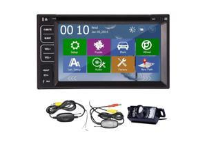 Christmas Sale!!! Touch Screen Win 8 system 6.2 In-Dash inch In dash Car DVD Player Multi-Media stereo Radio Bluetooth MP3 MP4 RDS HD FM AM WIRELESS rear View AUX Camera 4gb GPS Map Card vechi
