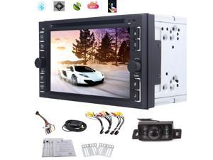 Newest! android 4.4 Quad Core Cortex A9 16GB Memory RAM Space 1GB Universal 6.2 Inch Capacitive Multi-point Touch Screen Car Stereo DVD Player GPS Navigation 3D Map Support SW Control/Built In Bl