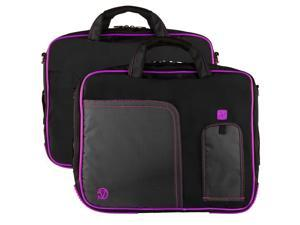 VANGODDY Pindar Laptop Carrying Case Bag with Padded and Adjustable Shoulder Strap fits up to 15, 15.6 inch HP Laptops / Ultrabooks