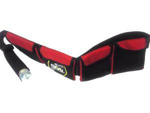 Scuba Diving Pocket Weight Belt (small 4 pockets red)