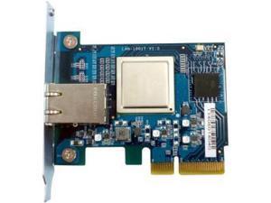 QNAP Single-Port 10 Gigabit 10GBASE-T Network Expansion Card for Tower Models