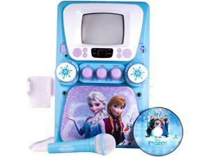 Sakar Disney's Frozen Karaoke with Built-in Screen