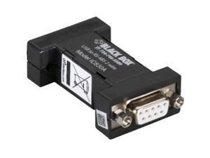 Black Box IC830A Box Db9 Mini Converter (Usb To Serial) , Usb/Rs-485 (2-Wire, Db9) - 1 X Type B Female Usb - 1 X Db-9 Female Serial