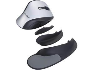 Goldtouch Ergonomic Newtral Large Mouse Wireless- Silver/Black
