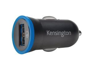 Kensington K38227WW PowerBolt 2.4A Car Charger with Quick Charge 2.0