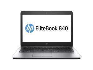 """HP EliteBook 840 G3 (T6F48UT#ABA) Laptop Intel Core i5 6300U (2.40 GHz) 8 GB Memory 256 GB SSD Intel HD Graphics 520 14"""" FHD 1920 x 1080 Windows 10 Pro 64-Bit"""