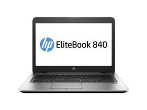 """HP EliteBook 840 G3 (T6F45UT#ABA) Laptop Intel Core i5 6300U (2.40 GHz) 8 GB Memory 128 GB SSD Intel HD Graphics 520 14"""" FHD 1920 x 1080 Windows 7 Professional 64-Bit"""