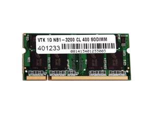 Visiontek 1 x 1GB PC3200 DDR 400MHz 200-pin DIMM Memory Module