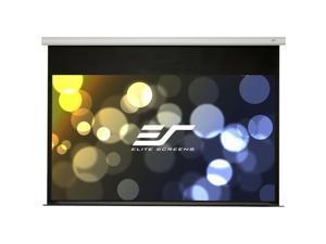 "Elite Screens SPM110H-E12 Spectrum2 Ceiling/Wall Mount Electric Projection Screen (110"" 16:9 Aspect Ratio) (MaxWhite FG)"