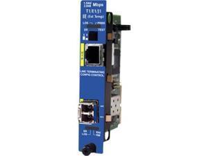 B&B IE-iMcV-T1/E1/J1-LineTerm, TP/SFP (requires SFP/155 Module)