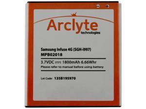 Arclyte Samsung Batt Infuse 4G&#59; Infuse SGH-I997