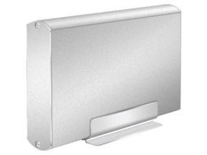 Macally M-S350U3 Drive Enclosure External - Silver
