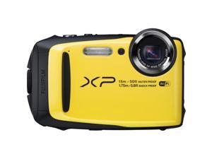 Fujifilm FinePix XP90 16.4 Megapixel Compact Camera - Yellow