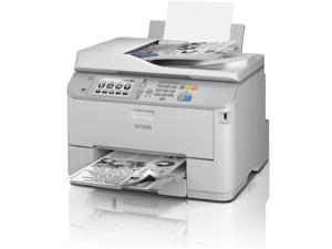 EPSON WorkForce Pro WF-M5694 (C11CE37201) Duplex 1200 dpi x 2400 dpi wireless/USB mono Inkjet MFP Printer
