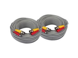Night Owl Model CAB-2PK-24AWG 60 ft. Extension Cables