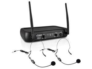 PylePro PDWM2145 Wireless Microphone System
