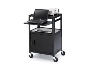 Bretford CA2642NS-E5 Multipurpose Cart with Cabinet