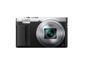 Panasonic LUMIX DMC-ZS50S 12.1 MP Digital Camera - Silver