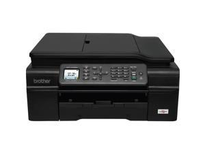 Brother MFC-J470DW Inkjet Multifunction Printer - Color - Plain Paper Print - Desktop