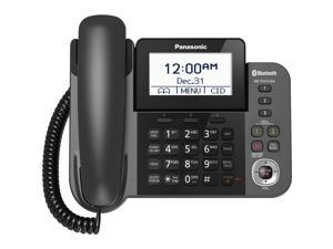 Link2Cell Bluetooth Corded / Cordless Cordless Phone and Answering Machine with 1 Handset