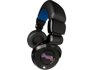 iHip MLB PRO DJ Headphone - Atlanta Braves w/Mic
