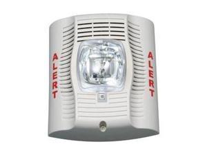 System Sensor SpectrAlert Advance SPSW-CLR-ALERT Horn/Strobe