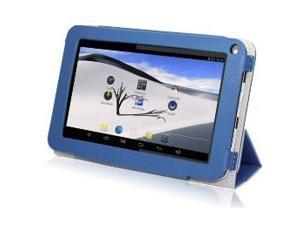"""iView 774TPC Cortex A7 1GB Memory 8GB 7.0"""" Touchscreen Tablet with Leather Case Android 4.2 (Jelly Bean)"""
