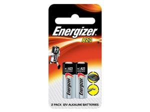 ENERGIZER A23BPZ-2 Lithium Cell Battery,A23,12V,PK2 G0460148