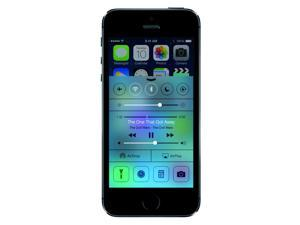 Apple iPhone 5s Smartphone - 32 GB Built-in Memory - Wireless LAN - 4G - Bar - Space Gray