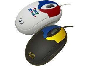 Optical Tiny Mouse Black