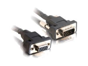 C2G Model 52094 3 ft. Panel-Mount HD15 SXGA Monitor Extension Cable M-F