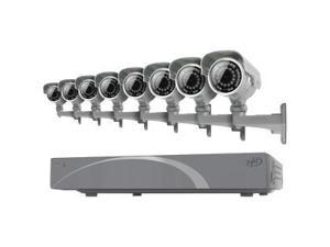 Svat 11050 16-channel Dvr With 500gb Hdd (8 Cameras)