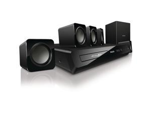 Philips HTS3541/F7 Philips 5 1-channel blu-ray  home theater system with built-in wifi