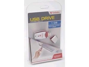 Verbatim 1GB USB Memory Drive Flash Drive