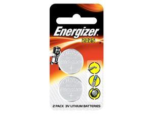 ENERGIZER 2025BP-2N Coin Cell,2025,3V,PK2 G0460349