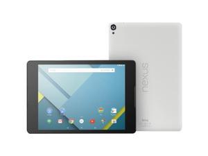 "HTC Nexus 9 0P82100-16-WHT 16 GB Tablet - 8.9"" - In-plane Switching (IPS) Technology - Wireless LAN - NVIDIA Tegra K1 Quad-core (4 Core) 2.30 GHz - Lunar White"