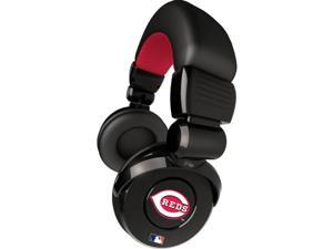 iHip MLB Pro Dj Headphone - Cincinnati Reds W/Mic