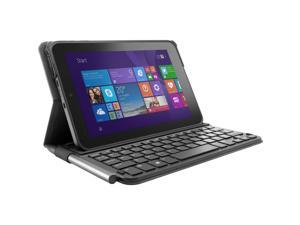 HP Keyboard/Cover Case for Tablet - Graphite Black