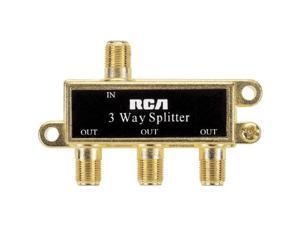 RCA RF Splitter