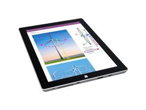 "Microsoft Surface 3 Net-tablet PC - 10.8"" - ClearType - Wireless LAN - Intel Atom x7-Z8700 Quad-core (4 Core) 1.60 GHz - Silver"