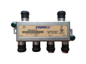 DIRECTV Zinwell 2 x 4 Multi-Switch 950-1450 MHz