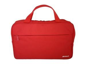 "Inland 02490 Carrying Case for 17.3"" Notebook - Red"