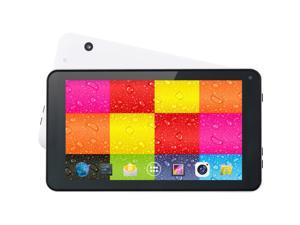 "SUPERSONIC SC-4207White Allwinner Cortex A7 512 MB Memory 4 GB Flash Storage 7.0"" Touchscreen Tablet Android 4.4 (KitKat)"