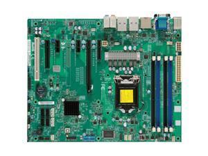 Supermicro X9SAE Desktop Motherboard - Intel C216 Chipset - Socket H2 LGA-1155 - 1 x Bulk Pack