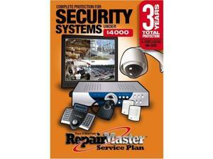 Security Systems 3 Year Dop Under 4000